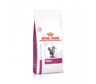 Ração Royal Canin Feline Veterinary Diet Renal - 500 G