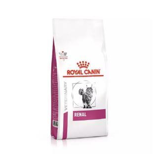 Ração Royal Canin Feline Veterinary Diet Renal - 500 G