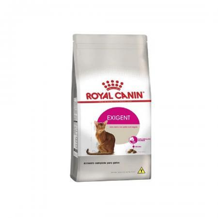 Royal Canin Exigent p/ Gatos Paladar Exigente 400 G