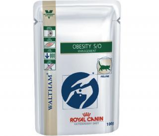 RAÇÃO PARA GATO OBESITY 100G ROYAL CANIN