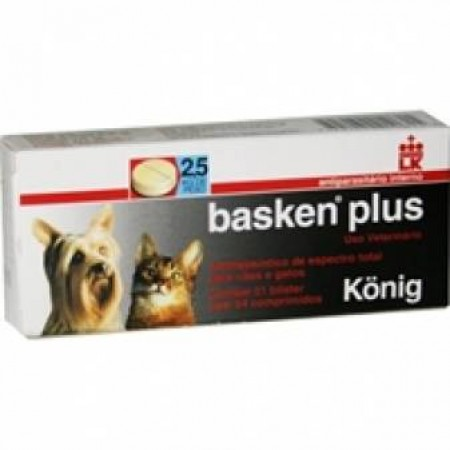 Basken Plus C/4 cp Konig