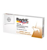 BAYTRIL 150MG 10C BAYER