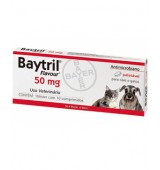 BAYTRIL 50MG 10C BAYER
