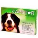 Antipulgas Capstar 57,0 mg - cx C/6 Comprimidos - Novartis