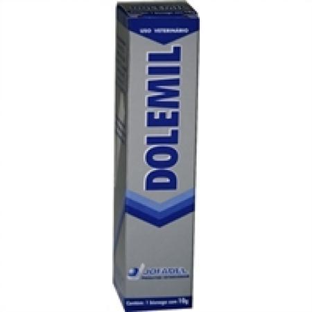DOLEMIL POMADA 10G JOFADEL