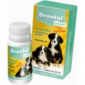 Vermifugo Drontal Puppy 20 ml Cães Filhotes Bayer
