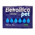 Eletrolitico Pet - 10 G Vetnil