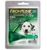 FRONTLINE PLUS 20 A 40KG G 1 DOSE MERIAL