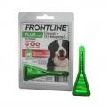 Antipulgas e Carrapatos Frontline Plus p/ Cães de 40 a 60kg - Merial