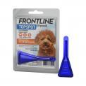 Antipulgas e Carrapatos Frontline Topspot p/ Cães de 1 a 10kg - Merial