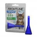 Antipulgas e Carrapatos Frontline Topspot p/ Gatos - Merial