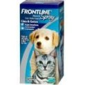Antipulgas e Carrapatos Frontline Spray p/ Cães e Gatos 100ml - Merial