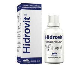 Hidrovit Gotas 50ml Vetnil