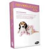 Antipulgas Revolution Para Caes/Gatos Até 2,5 kg - zoetis