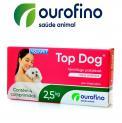 Top Dog Vermifugo C/4comp.250mg 2,5kg Ouro Fino