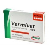 VERMIVET PLUS 4 CP 660MG  BIOVET