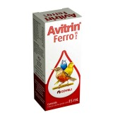 AVITRIN FERRO 15ML COVELI