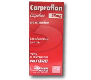 CARPROFLAN   25MG(CARPROFENO) AGENER