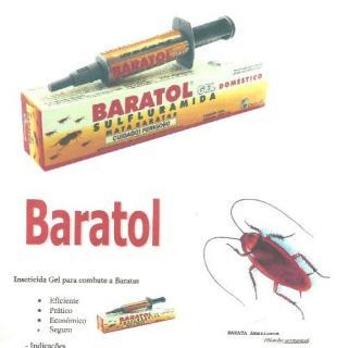 BARATOL GEL 10GR