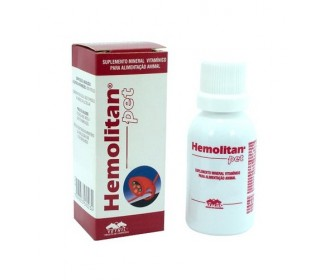 Hemolitan Pet Gotas - 60ml Vetnil