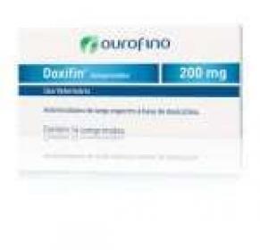 Doxifin Comp. 200mg Ouro Fino