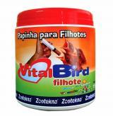 PAPA P/ FILHOTES VITAL BIRD 150G ZOOTEKNA