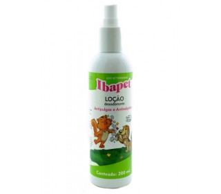 Loçao Spray Antipulgas 200 ml Ibasa