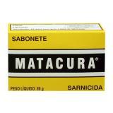 SABONETE MATACURA SARNICIDA 80G