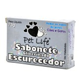 SABONETE ESCURECEDOR 75G PET LIFE