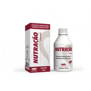 Nutracao 250ml Vetnil