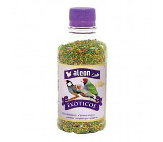 Alcon Club Exoticos 150g - Aquapet