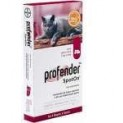 PROFENDER SPOT ON (5 A 8KG) 1,12ML BAYER