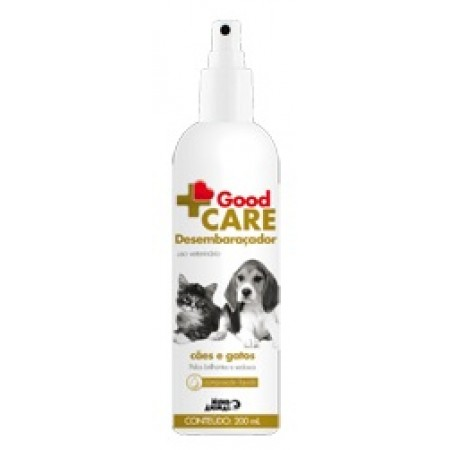 Good Care Desembaracador Pelos 200ml Mundo Animal