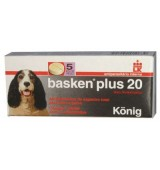 BASKEN PLUS 20 C/4 KONIG