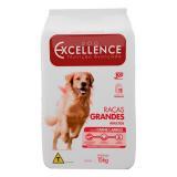 Ração Dog Excellence Adulto Raças Grandes Carne E Arroz 15kg