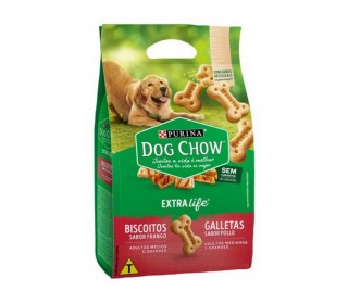 Biscoitos Dog Chow Biscuits Maxi 1 Kg