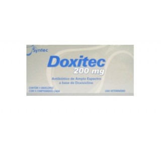 Doxitec 200mg C/16 Comp Syntec