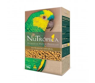 Rc Nutropica Papagaio Natural 700g