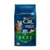 Cat Chow Ambientes Internos Ração Para Gatos Adultos 10,1 Kg