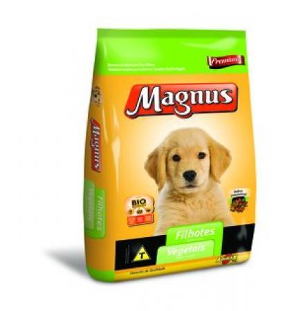 Ração Magnus Filhote Vegetais  1kg