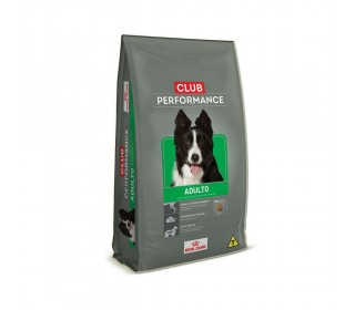 RAÇÃO CÃO CLUB PERFORMANCE ADULT 15KG ROYAL CANIN