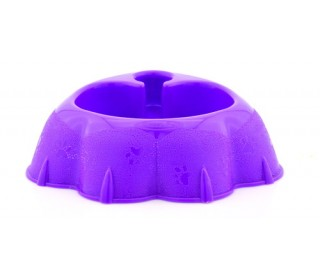 Beb.pet Fox Med Ref.476 Roxo Plast Pet