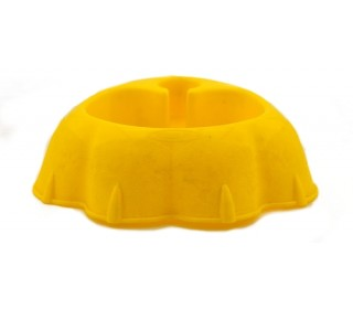 Beb.pet Fox Med Ref.475 Amarelo Plast Pet