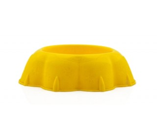 Comed.pet Fox Peq Ref.487 Amarelo Plast Pet