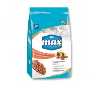 Rg Max Cat Sabores do Mar  1kg