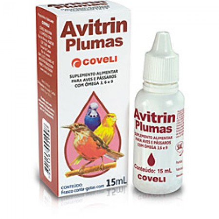 AVITRIN PLUMAS 15ML COVELI