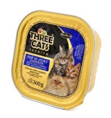 Hercosul Three Cats Atum 300g