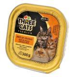 Hercosul Three Cats Frango 300g