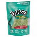 Petisco Para Cães Dental Sticks 10 Unidades 90g Dingo