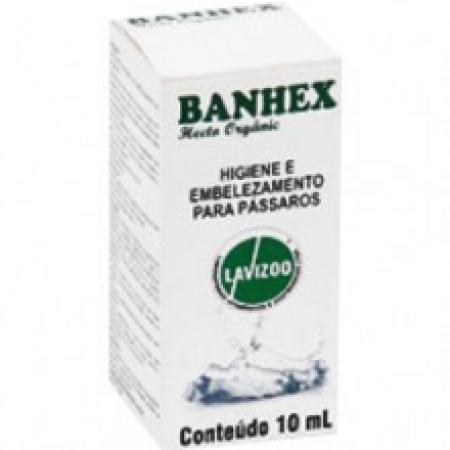 Banhex 10ml Lavizoo